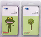 Quickutz Set of 2 Dies FROG  TREE Discontinued New Never Opened