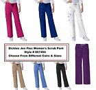 Dickies Scrubs Women Gen Flex 857455 Cargo Pants All Sizes Colors Free Shipping