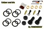 Kawasaki ZXR 250 C Ninja 91-95 front brake caliper seal kit 1993 1994 1995