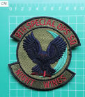 9th Special Operations Squadron (9 SOS) Night Wings US Air Force USAF USA Patch