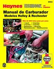 Haynes Repair Manuals Rochester  Holley Carburetor Manual Spanish Langua 98904