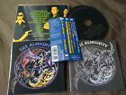 THE ALMIGHTY / the almighty / JAPAN LTD CD OBI