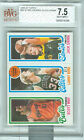 1980-81 Topps LARRY BIRD ROOKIE CARD MAY SIKMA BVG 7.5 NM+