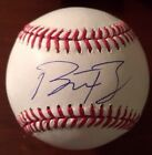BUSTER POSEY AUTOGRAPHED SIGNED MAJOR LEAGUE BASEBALL JSA CERTIFIED 2014 GIANTS