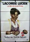 2sd43 LACOMBE LUCIEN LOUIS MALLE RARE orig 1sh POSTER SP