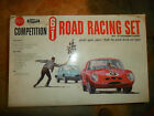 Sears Allstate Competition 6 in 1 Road Racing Set by Strombecker