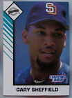 1993 Starting Lineup Gary Sheffield Padres Baseball Card