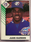 1993 Starting Lineup  Juan Guzman Blue Jays Baseball Card