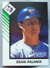 1993 Starting Lineup Dean Palmer Texas Rangers Baseball Card