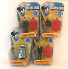 BBC DOCTOR WHO 375 FIGURE CHOOSE YOUR CHARACTER WAVE 3 DALEK 12TH DOCTOR