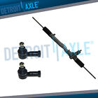 Complete Steering Rack  Pinion Assembly + Outer Tie Rod Ends for Stealth 2WD