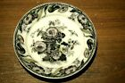 Polychromatic Keeling White English Ironstone Avon Flow Blue Plate 1850-1860's