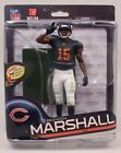 McFarlane Brandon Marshall Variant NFL 34 Bronze Collector Level Classic Uniform