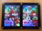 JERRY RICE STEVE YOUNG SCORE 95 PINNACLE TEAM SUMMIT ™ EDITION #12 #6 49ers NFL
