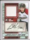 2012-13 Sean Monahan ITG Heroes and Prospects auto jersey silver 40