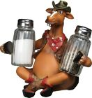 Horse Salt and Pepper Shaker Western Theme Cowboy cowgirl rodeo horse show 533