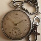 STOWA- OPEN FACE MAN'S POCKET WATCH - GERMANY