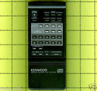 Kenwood RC-P107 REMOTE ✚ DP-M107R 6-CD Magazine Player MANUAL ● TESTED DPM107R
