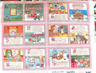 Mary Engelbreit cloth storybook quiet cotton fabric panel Merry Little Christmas