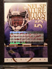 2003 SP SIGNATURE TERRELL SUGGS RED ROOKIE AUTO #93 100