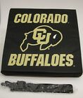Colorado Buffaloes Stadium Seat with carrying strap and pockets