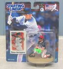 Starting Lineup 2000 Boston Red Sox Nomar Garciaparra Figurine & baseball card