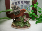 Vintage Royal Crown WILDBIRD Porcelain Figure Figurine J. Byron  EXCELLENT