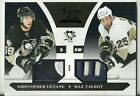 Letang Talbot 10 11 Panini Luxury Suite Dual Patch 1 1