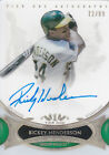 2014 Topps Tier One Rickey Henderson Autograph 99