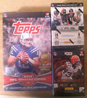 2012 Topps Football Hobby Box + 2012 Blaster boxes of Crown Royale,Rookies
