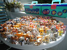 Littlest Pet Shop HUGE LOT , 184+,Dogs Cats  Cases Playsets Clothes Games Diary