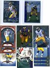 1997 Orlando Pace RC Lot 12 SP Authentic, Topps Chrome Rookie Card HOF 2015