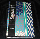 New Pinnacle Refillable Photo Album Binder 240 4x6 Pictures More Can Be Added