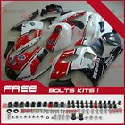 White Red Fairings Bodywork kit Yamaha YZF600R thundercat 1997-2007 54
