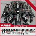 Black Fairings Bodywork kit Yamaha YZF600R thundercat 1997-2007 56