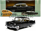 Greenlight 1:18 1955 Cadillac Fleetwood Series 60 Special Black Diecast 12923