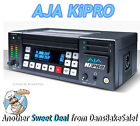 AJA Ki Pro Portable File-Based HD/SD Recorder and Player Includes 250 GB Drive!