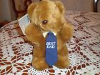 Vintage 1987 Emotions Stuffed Plush Best Dad - Papa Bear New with tags NOS