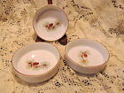 Fukagawa Arita Japan Handpainted Pine Cone Pattern 904 Three (3) Coasters