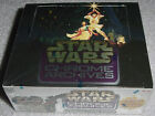 1999 Topps STAR WARS CHROME ARCHIVES 36 Packs Factory Sealed Box,