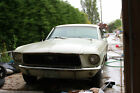 Ford  Mustang base coupe 2 door 1968 ford mustang project