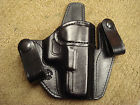 MILT SPARKS VERSA MAX II VM 2 GLOCK 19 23 RIGHT HAND LEATHER IWB GUN HOLSTER