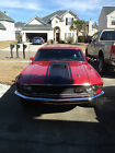 Ford  Mustang Mach 1 1970 mustang mach 1 with a 351 c
