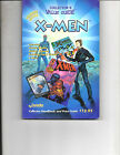 X-MEN COLLECTOR'S VALUE GUIDE-PREMIERE EDITION-HANDBOOK AND PRICE GUIDE-2000