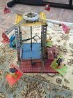 Antique style electric carousel - Disney characters