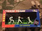 Starting Lineup Freeze Frame Alex Rodriguez Figures 1998 Kenner Never Opened !!