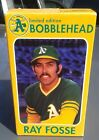 2011 Ray Fosse Oakland A's Catcher SGA Bobblehead New in Box (Limited Edition)