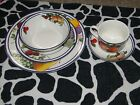 Casual Images LENOX Fruit Groves complete serving set of 8 never used