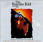 THE KARATE KID PART III 3 ORIGINAL MOTION PICTURE SOUNDTRACK (MUSIC CD)