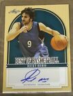 Ricky Rubio 2012 Leaf Best of Basketball autograph auto Timberwolves SP BLUE INK